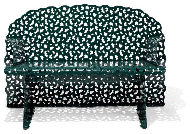 Modern Outdoor Benches by 2Modern