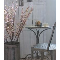Traditional Dining Tables by French Larkspur