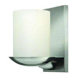 "Hinkley Lighting - Hinkley Lighting 51840 1 Light 5.5"" Width Bathroom Sconce from the Bristol Colle - Single Light 5.5"" Width Bathroom Sconce from the Bristol CollectionFeatures:"