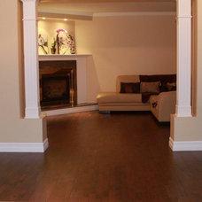 Modern Hardwood Flooring by Golden Elite