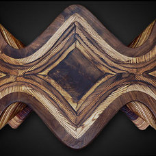 Contemporary Coffee Tables by Lighthouse Laser Arts
