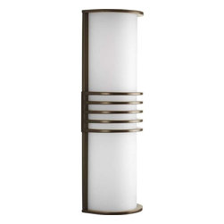 Progress Lighting - Progress Lighting P5915-20 Parker 2 Light Outdoor Wall Light In Antique Bronze - Progress Lighting P5915-20 Parker 2 Light Outdoor Wall Light In Antique Bronze