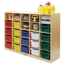 Contemporary Toy Storage by Hayneedle