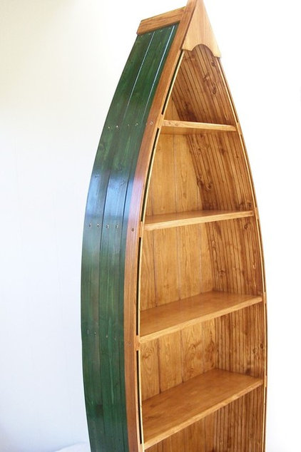 Contemporary Bookcases by Etsy