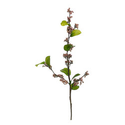 Silk Plants Direct - Silk Plants Direct Mini Berry (Pack of 6) - Silk Plants Direct specializes in manufacturing, design and supply of the most life-like, premium quality artificial plants, trees, flowers, arrangements, topiaries and containers for home, office and commercial use. Our Mini Berry includes the following: