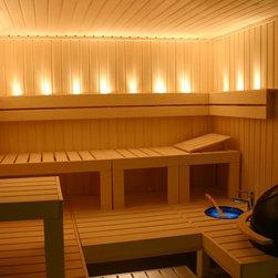Indoor Sauna - finnleo saunas