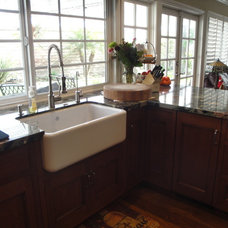 craftsman kitchen sinks by THE KITCHEN LADY, Enriching Homes With Style