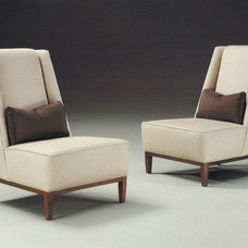 Contemporary Chairs by Thayer Coggin