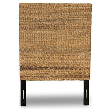 Abaca Weave Headboard - Twin at the Foundary