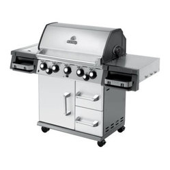 Broil King Imperial 590 5 Burner Gas Grill