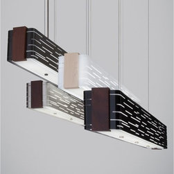 Tech Lighting - Revel Linear Pendant Light - Revel Linear Pendant Light