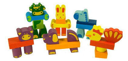 contemporary kids toys by Oompa Toys