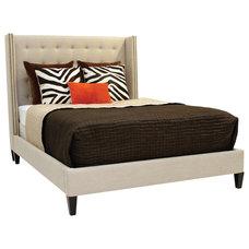 Modern Beds by Zinc Door