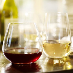 Schott Zwiesel Stemless Wine Glasses, Set of 6 - The best part about these stemless wine glasses is that they're dishwasher safe. Any home cook or entertainer will appreciate that.