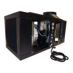 Wine Guardian® - Wine Guardian® (1/4 Ton - 2 Ton) Wine Cellar Cooling System, (Capacity: 800 Cu. - Room Capacity: 800 Cu. Ft.
