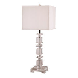 Trans Globe Lighting - Trans Globe Lighting CTL-122 Transitional Table Lamp - Trans Globe Lighting CTL-122 Transitional Table Lamp