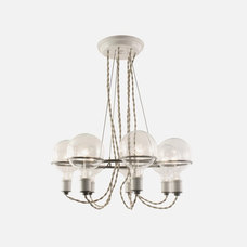 Modern Chandeliers by Schoolhouse Electric