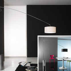 Gru ST Floor Lamp by Minitallux Lighting