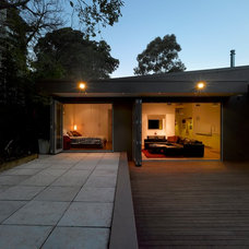 Industrial Exterior by Stubbs Design Tribe