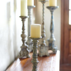 Traditional Candleholders by Soft Surroundings