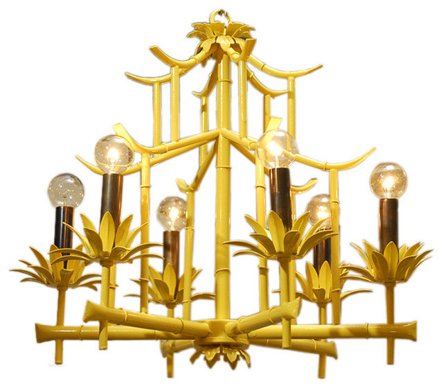 Eclectic Chandeliers by Pieces