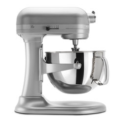 KitchenAid - KitchenAid RKP26M1XNP Nickel Pearl 6-quart Pro 600 Bowl-Lift Stand Mixer (Refurb - For generations, home cooks have relied on the mixer as a kitchen essential; outfit your space with the professional-grade 10-speed KitchenAid stand mixer. A high-performance motor, range of settings, and wide-mouth bowl make cooking easier and quicker.