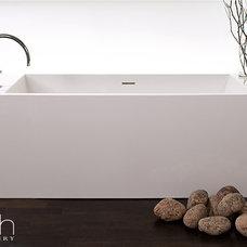 Contemporary Bathtubs by Lav•ish - The Bath Gallery