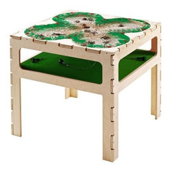 Anatex Bug Life Magnetic Sand Table - However adults might feel about creepy crawlies bugs hold a certain fascination for children - and with the Anatex Bug Life Magnetic Sand Table kids can play with little creatures all day long. This raised table features an enclosed sand area populated with magnetized ladybugs spiders flies bees scorpions and ants that can be manipulated with tethered magnets located underneath. While kids develop hand-eye coordination you can teach them names colors and facts about their bug friends. Recommended for children age 3 Years to 5 Years.