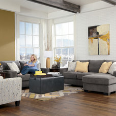Contemporary Sectional Sofas by Pallucci Furniture Stores Vancouver