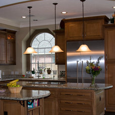 Traditional Kitchen by Incredible Renovations LLC