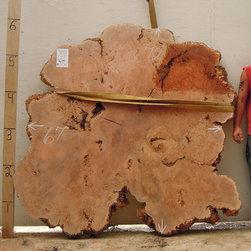 Big Leaf Maple Burl Tabletop 2477x1 - BIG LEAF MAPLE (acer macrophyllum)