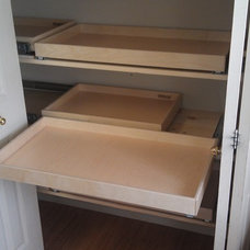 Pantry Cabinets by ShelfGenie of Columbus