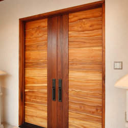 Pacific Coast Teak Collaboration with Jory Brigham Design - Jory Brigham Design