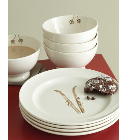 Eclectic Dinnerware by Garnet Hill