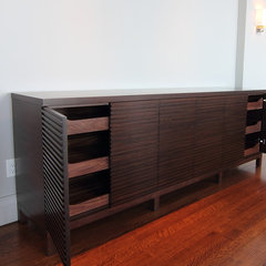 modern buffets and sideboards by Handwerk Interiors