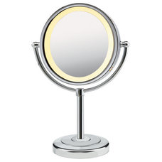 Contemporary Makeup Mirrors by Lowe's
