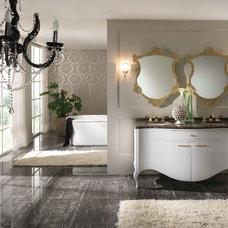 Modern Bathroom Vanities And Sink Consoles by EVAA International, Inc.
