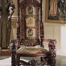 Mediterranean Chairs by Design Toscano