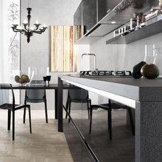 Modern Kitchen Cabinets by EVAA Home Design Center