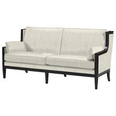 Transitional Sofas by Kathy Kuo Home