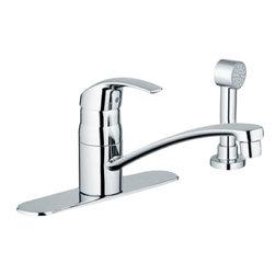 Grohe - Grohe 31352001 Chrome Eurosmart One Handle Kitchen Faucet - Grohe 31352001 Chrome Eurosmart one handle Kitchen Faucet