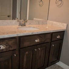 Traditional Bathroom by Symphony Homes