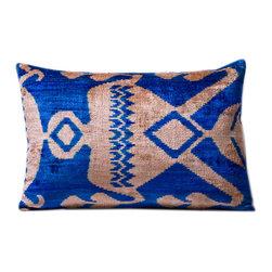 Metrohouse Designs - Hand Soft Ottoman Silk Velvet Pillow - Silk Velvet Accent Pillow