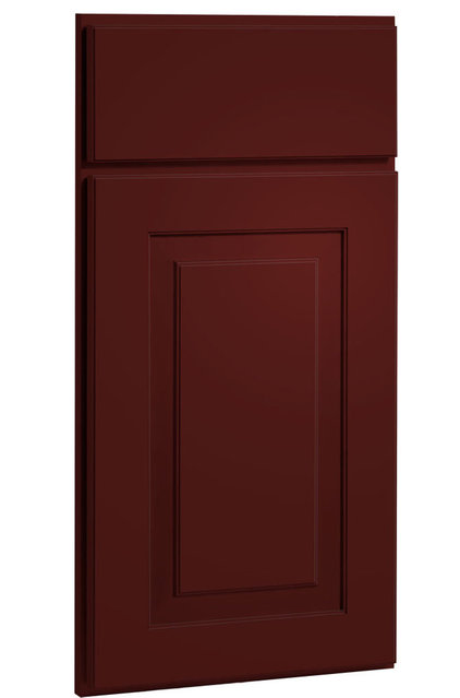 Traditional Kitchen Cabinets by CliqStudios Cabinets
