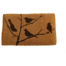 Traditional Doormats by Wisteria