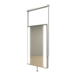ELE72 Lighted Mirror by Electric Mirror -