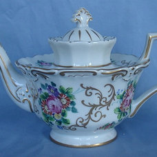 Traditional Teapots by cgi.ebay.co.uk