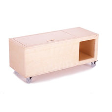 Modern Toy Storage by fawn&forest