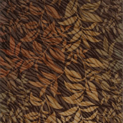 Shaw Industries, Inc - Flourish Rug in Brown -