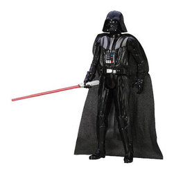 KOOLEKOO - Star Wars 12-Inch Action Figures set of 2 - Classic character in big size can be yours! This Darth Vader action figure stands 12-inches tall and is ready for big battles in your living room or guard duty on your desk!
